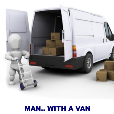 man with a van - need some help